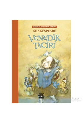 Venedik Taciri-William Shakespeare