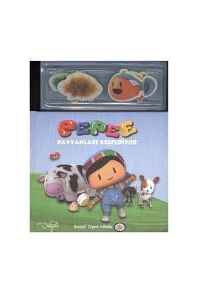 Pepee Keçeli Kitaplar Hayvanlar
