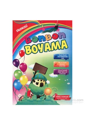 Eğlenceli Bonbon Boyama