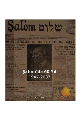 Şalom'da 60 Yıl 1947 - 2007