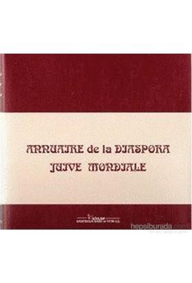 Annuaire De La Diaspora Juive Mondiale (Ciltli)-Baruh Pinto