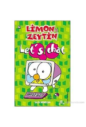 Sizinkiler Cep Kitapları-Limon and Zeytin Let's Chat - Salih Memecan