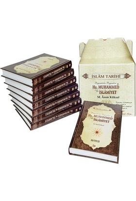 İslam Tarihi Hz. Muhammed (S.A.V) Ve İslamiyet (8 Cilt, Büyük Boy) - Mustafa Asım Köksal