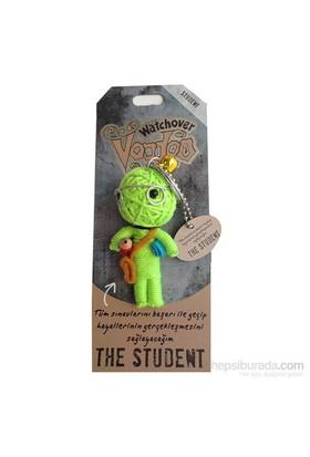 Voodoo The Student Anahtarlık