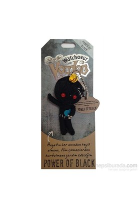 Voodoo Power Of Black Anahtarlık