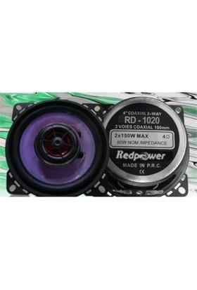 RedPower 10 cm Çap 2x150 w Hoparlör Seti 85rd1020