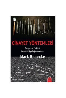 Cinayet Yöntemleri-Mark Benecke