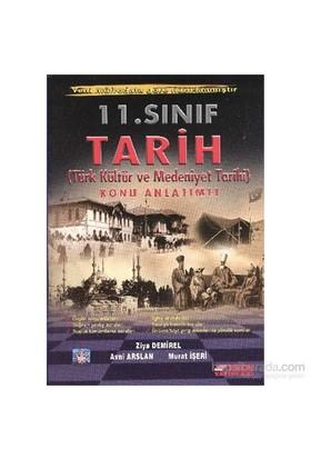 Esen 11. Sınıf Tarih Türk Kültür ve Medeniyet Tarihi Konu Anlatımlı - Ziya Demirel