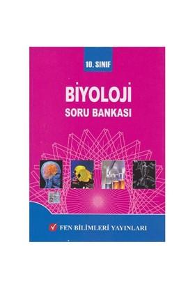 Fen 10. Sınıf Biyoloji Soru Bankası