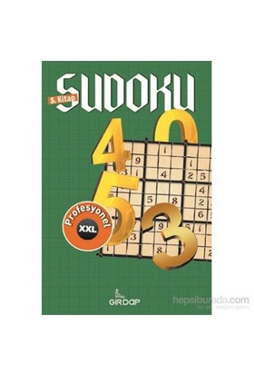 Sudoku 5 - Profesyonel Seviye