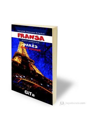 PARIS MON AMOUR Yuvarlak Dünyanın Köşeleri: 2