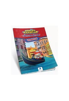 Harika Kanatlar Hikaye Kitabı 1-Kolektif