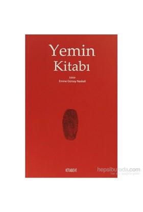 Yemin Kitabı-Emine Gürsoy Naskali