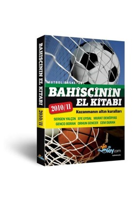 Bahisçinin El Kitabı - Murat Demiryas