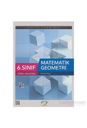Fdd 6. Sınıf Matematik Geometri Konu Anlatımlı-İrem Çetin Geçgel