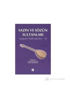 Sazın Ve Sözün Sultanları 6-Kolektif