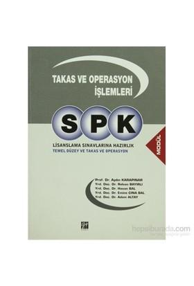 Spk Lisanslama Sınavlarına Hazırlık - Takas Ve Operasyon İşlemleri-Rıdvan Bayırlı