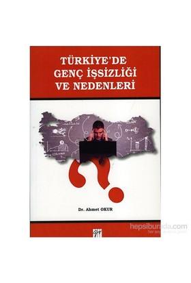 Türkiye'De Genç İşsizliği Ve Nedenleri-Ahmet Okur