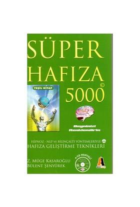 Süper Hafıza 5000 Yeşil Kitap (Cd'li)