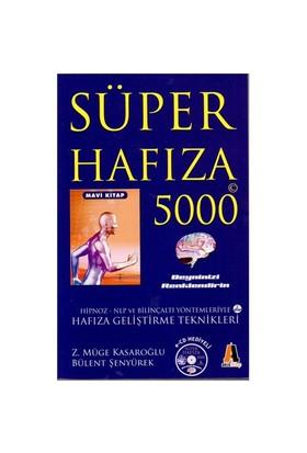 Süper Hafıza 5000 Mavi Kitap (Cd'li)