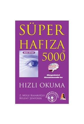 Süper Hafıza 5000 Mor Kitap (Cd'li) - Hızlı Okuma
