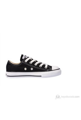 Converse 3J235 Chuck-Taylor-As-Core Black Ox Çocuk Spor Ayakkabı