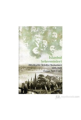 İstanbul Şehreminleri-Osman Nuri Ergin