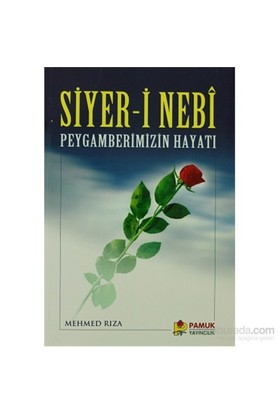 Siyer-İ Nebi Peygamberimizin Hayatı (Peygamber-004/P14)-Mehmed Rıza