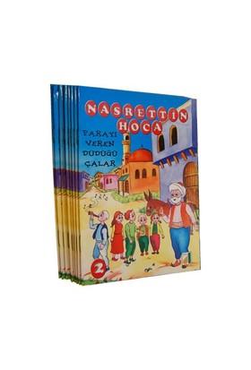 Nasrettin Hoca (küçük Boy) Serisi (5 Kitap)