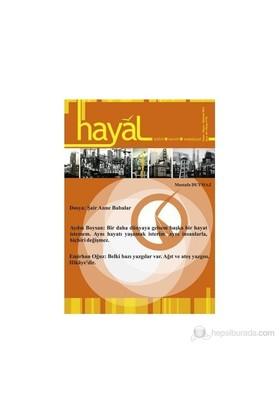 Hayal Kültür Sanat Edebiyat Dergisi Sayı: 41