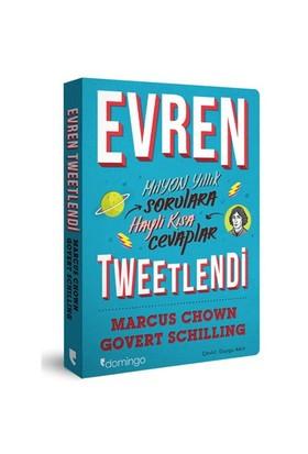 Evren Tweetlendi - Marcus Chown