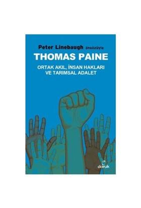 Thomas Paine Ortak Akıl İnsan Hakları Ve Tarımsal Adalet