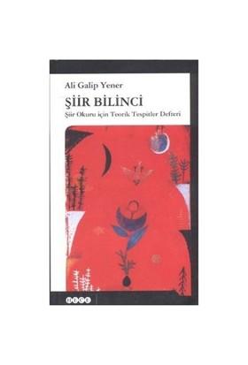 Şiir Bilinci-Ali Galip Yener