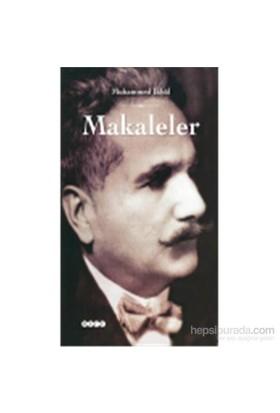 Makaleler-Muhammed İkbal