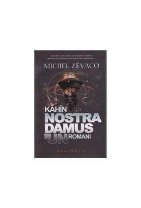 Kahin Nostra Damusun Romanı (Ciltli)-Michel Zevaco