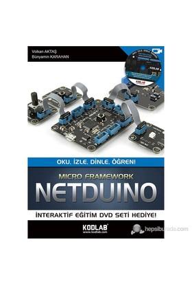 Netduino - Volkan Aktaş