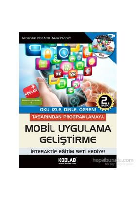 Mobil Uygulama Geliştirme - Murat Paksoy