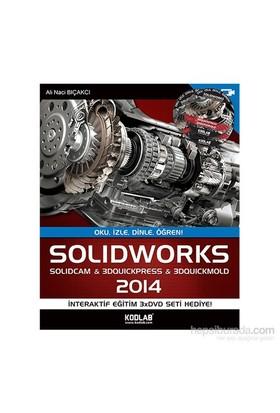 Solidworks & Solidcam 2014 - Ali Naci Bıçakcı