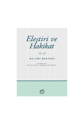 Eleştiri Ve Hakikat-Roland Barthes