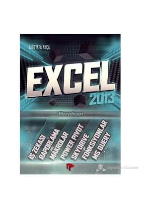 Excel 2013 - Mustafa Akça