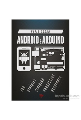 Android ile Arduino - Nazir Doğan