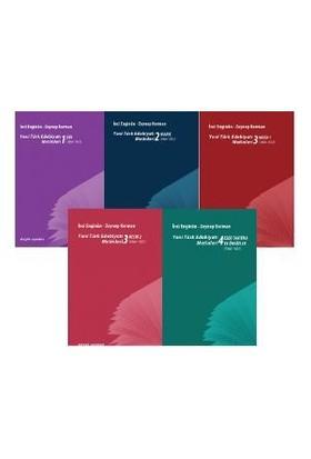 Yeni Türk Edebiyatı Seti (5 Kitap Takım) - İnci Enginün