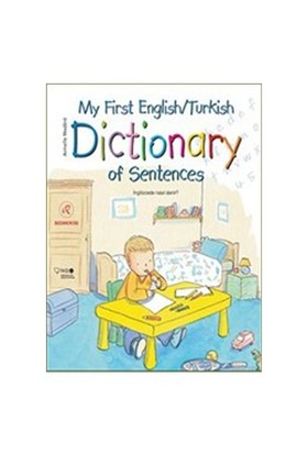 My First English Turkish Dictionary of Sentences - Armelle Modere