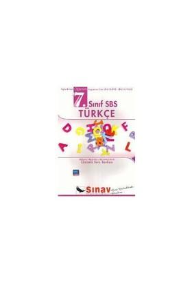 Sınav 7. Sınıf Sbs Türkçe Çözümlü Soru Bankası