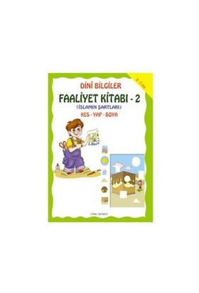Dini Bilgiler Faaliyet Kitabı -2