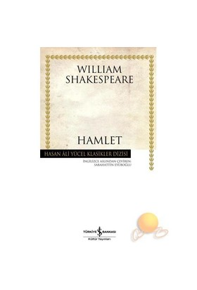 Hamlet (Ciltsiz) - William Shakespeare