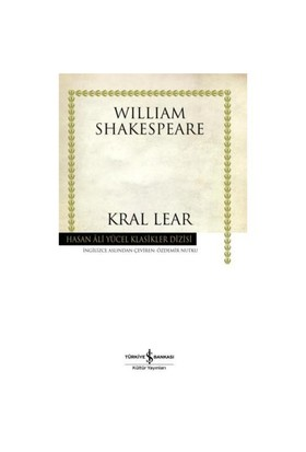 KRAL LEAR - William Shakespeare