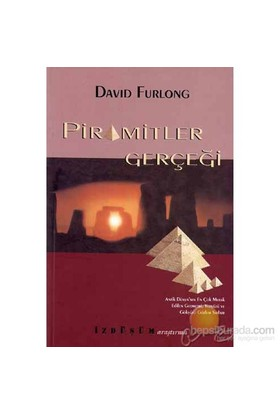 Piramitler Gerçeği-David Furlong