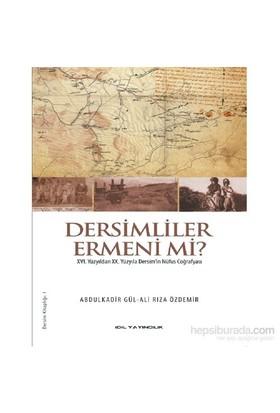 Dersimliler Ermeni mi ?