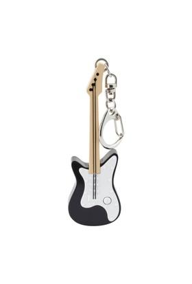 Anahtarlık Led Işıklı Ve Sesli Gitar
